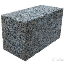 Арболитовые блоки 250х300х500