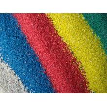 Цветной песок